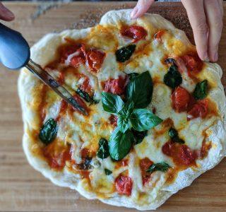 Pizza Vom Grill Ana Nina
