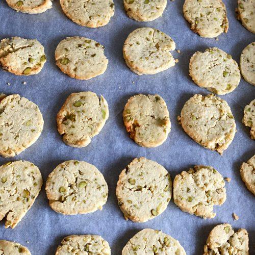 Herzhafte Kekse selber backen