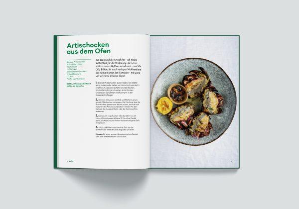 Kochbuch fresh & simple