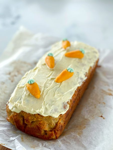 zuckerfreier karottenkuchen, Teller, Carrot Cake