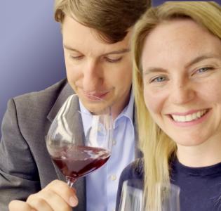 Wein Tasting, Degustation