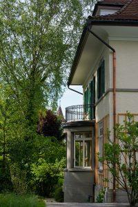 Signau, House, Chef's Table, Balkon